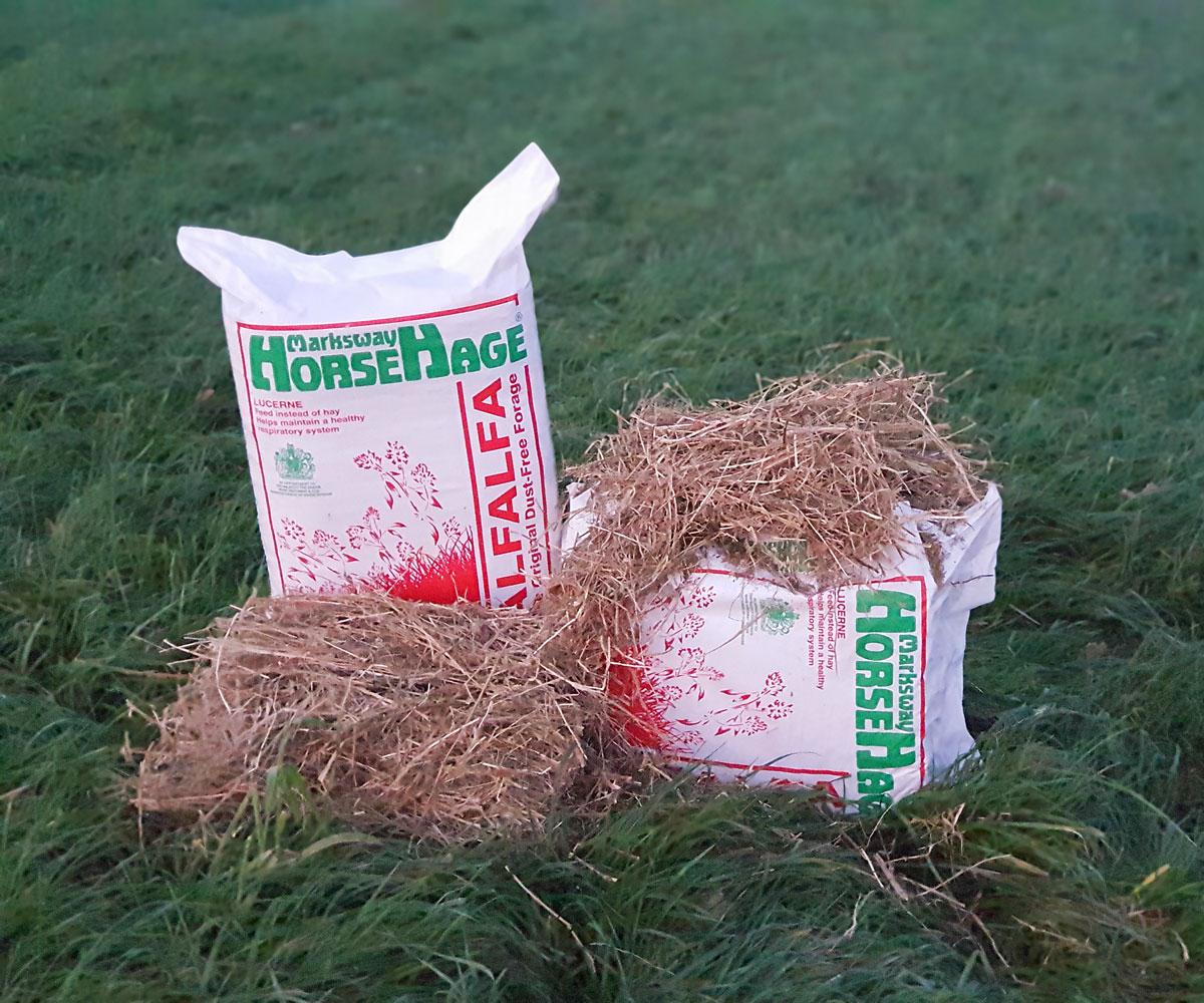 HorseHage Alfalfa Produktbild